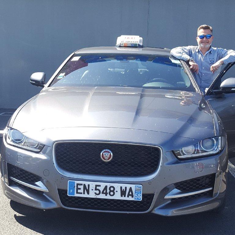 Taxi Mohon: Jaguar