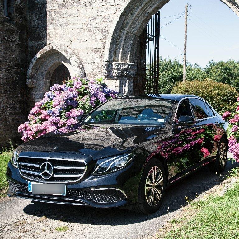 VTC Vannes: Mercedes