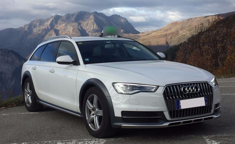 Taxi Le Bourg-d'Oisans: Audi