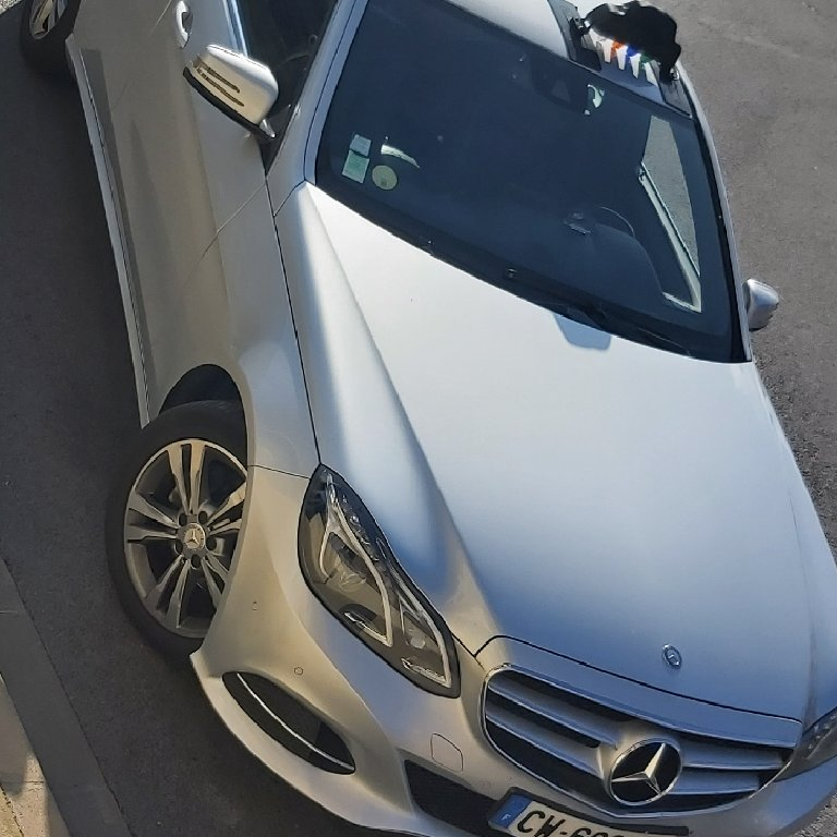 Taxi Bourg-Madame: Mercedes