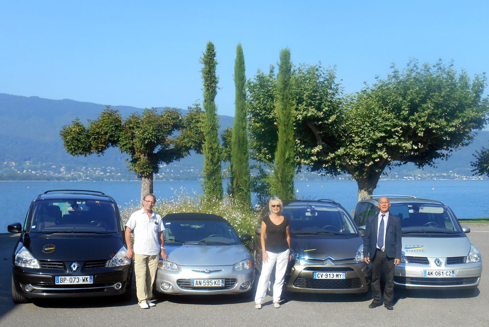 Taxi Annecy: Chrysler
