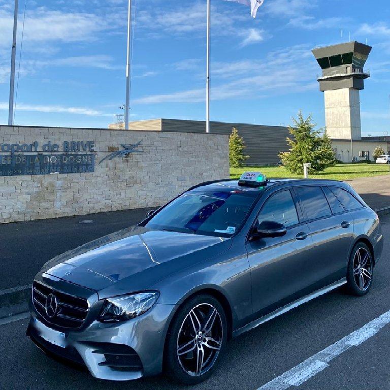 Taxi Brive-la-Gaillarde: Mercedes
