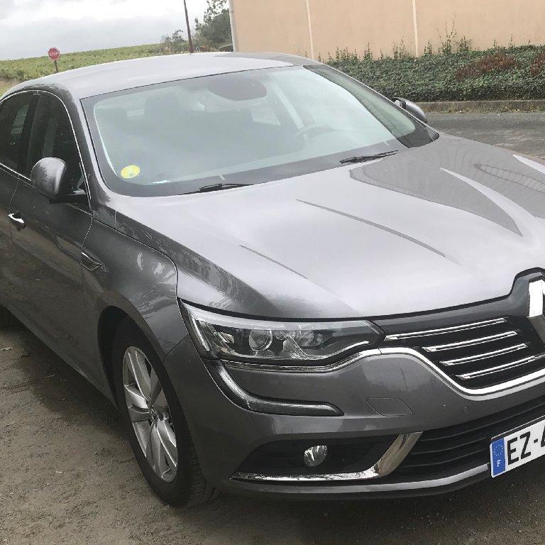 VTC Saint-Sébastien-sur-Loire: Renault
