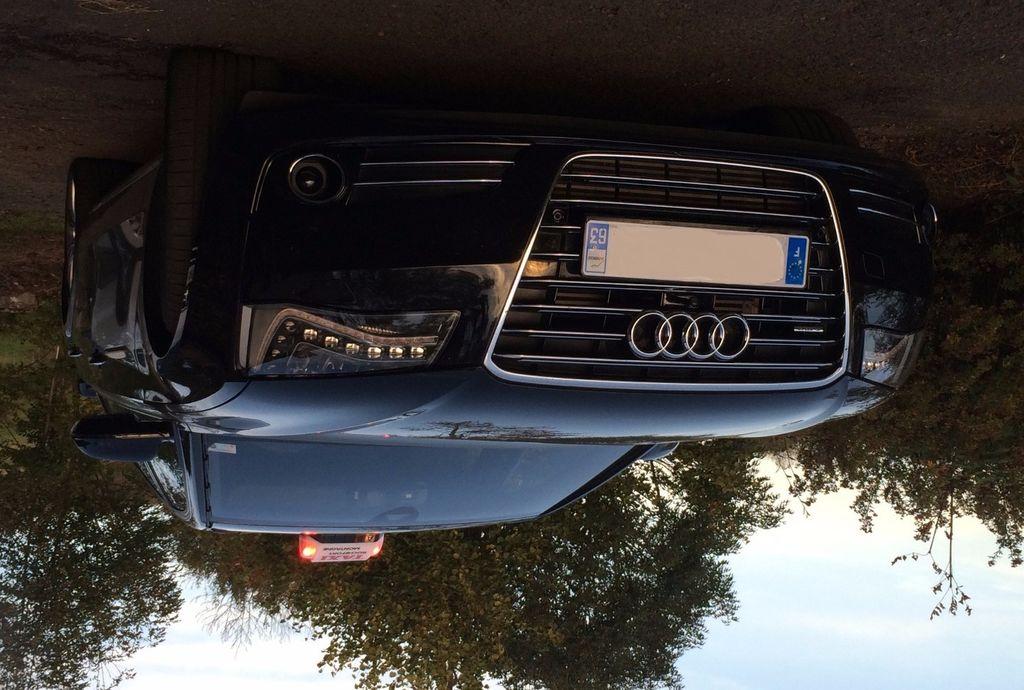 Taxi Rochefort-Montagne: Audi