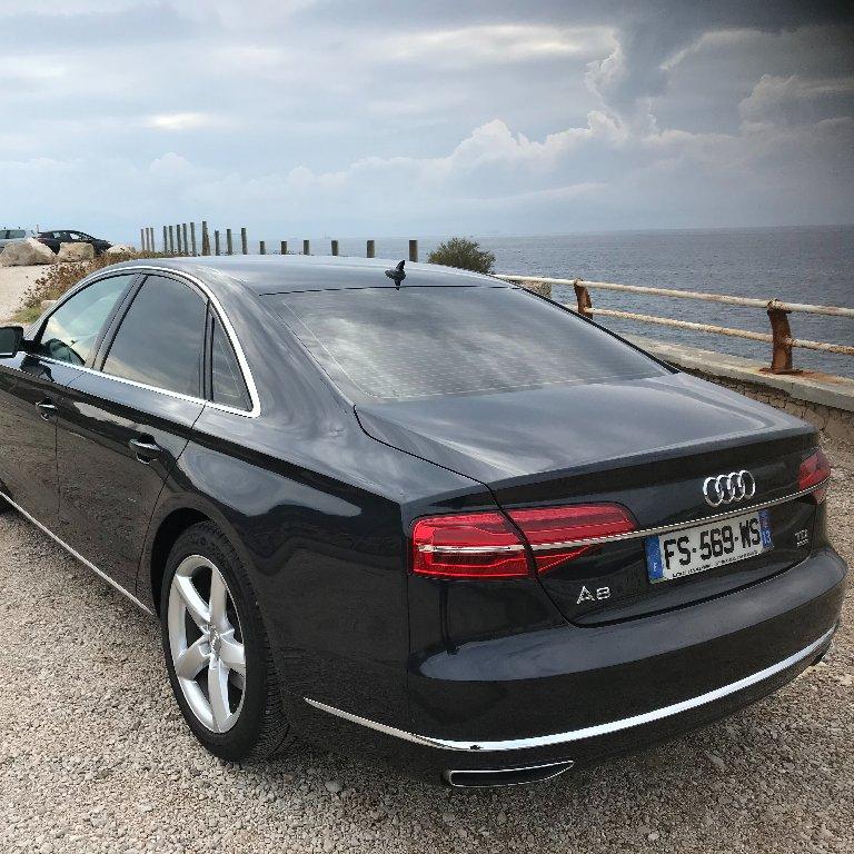VTC Marseille: Audi