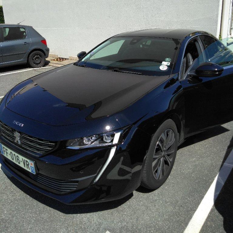VTC Wissous: Peugeot