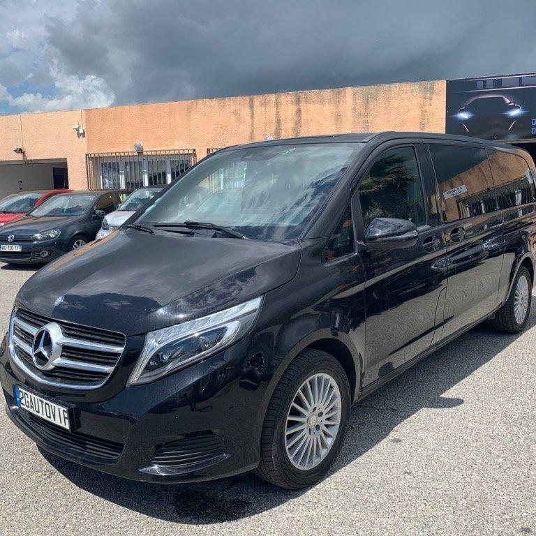 Taxi Saint-Michel-de-Maurienne: Mercedes