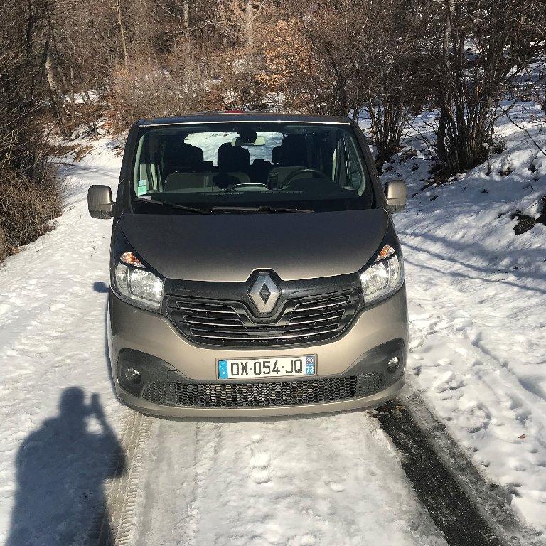 Taxi Saint-Michel-de-Maurienne: Renault