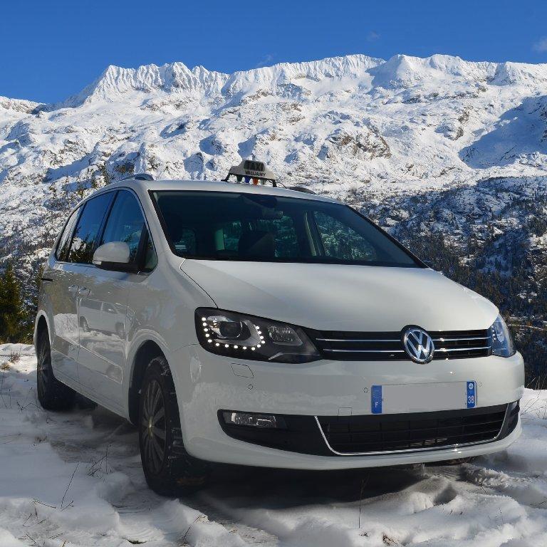 Taxi Vaujany: Volkswagen