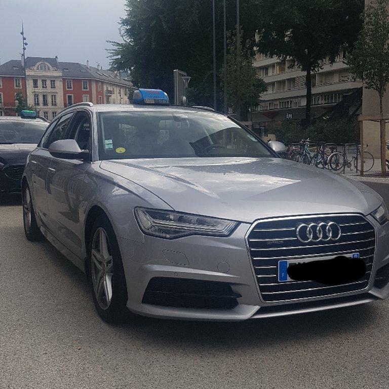 Taxi Chambéry: Audi