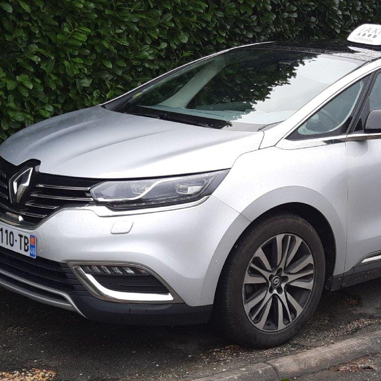 Taxi Floressas: Renault