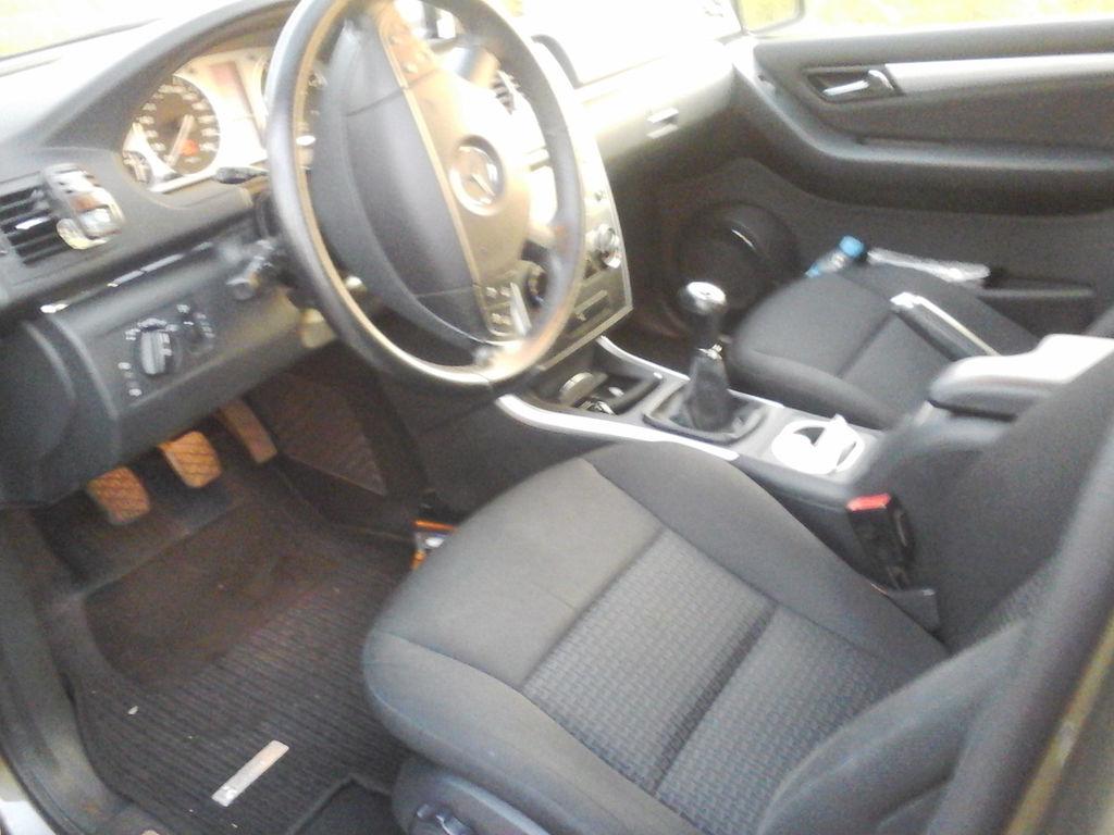 Taxi Ribérac: Mercedes