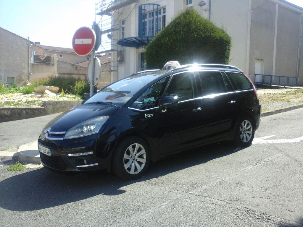 Taxi Ribérac: Citroën
