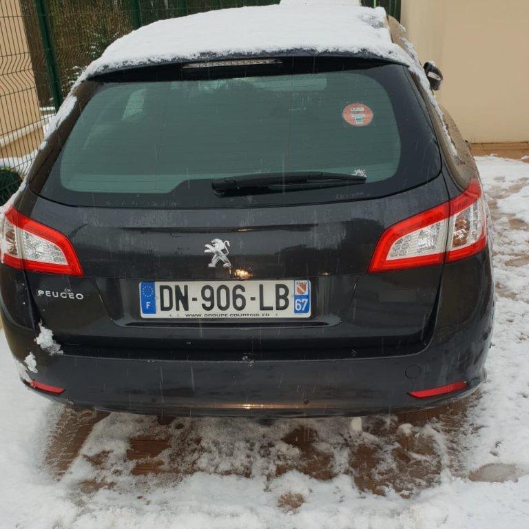 Taxi Crégy-lès-Meaux: Peugeot