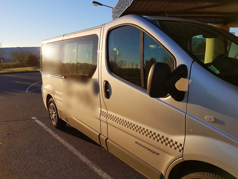 Taxi Saint-Malo: Renault