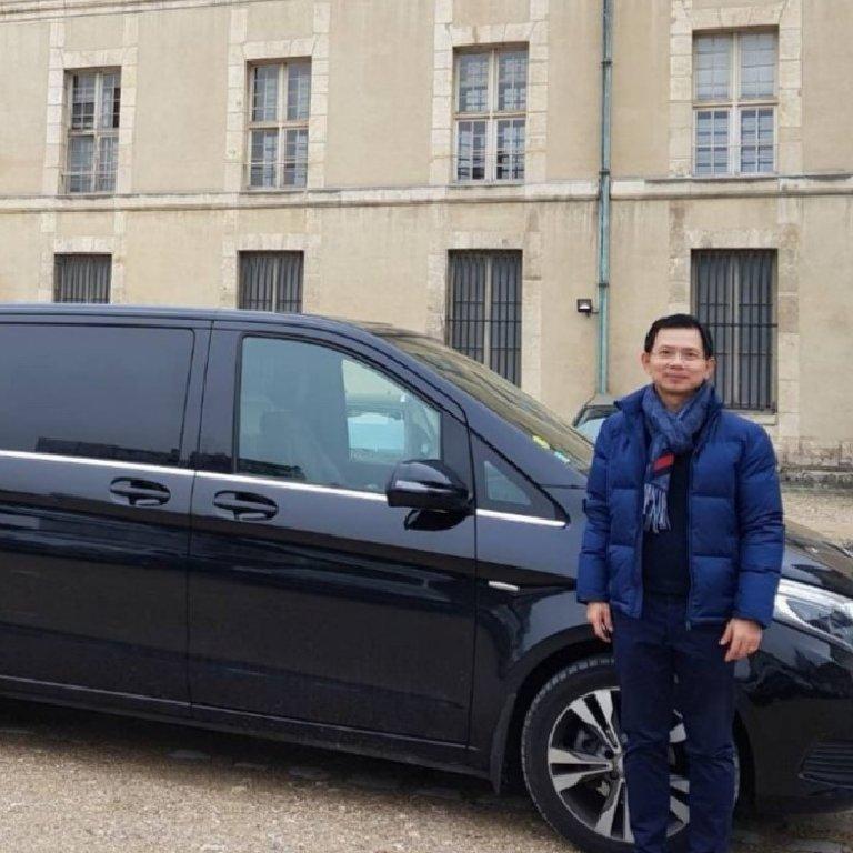 VTC Ormesson-sur-Marne: Mercedes