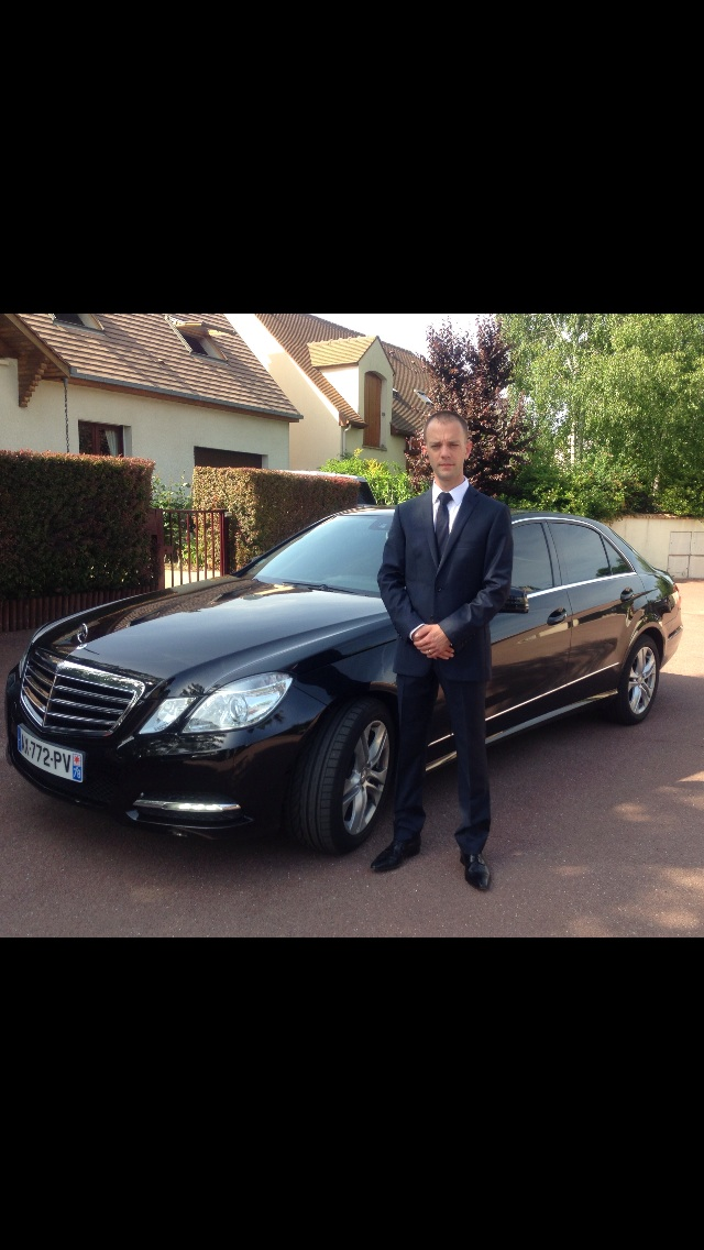 VTC Guernes: Mercedes