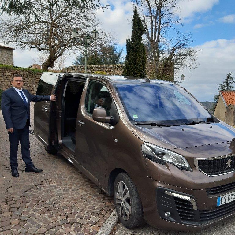 VTC Bonson: Peugeot