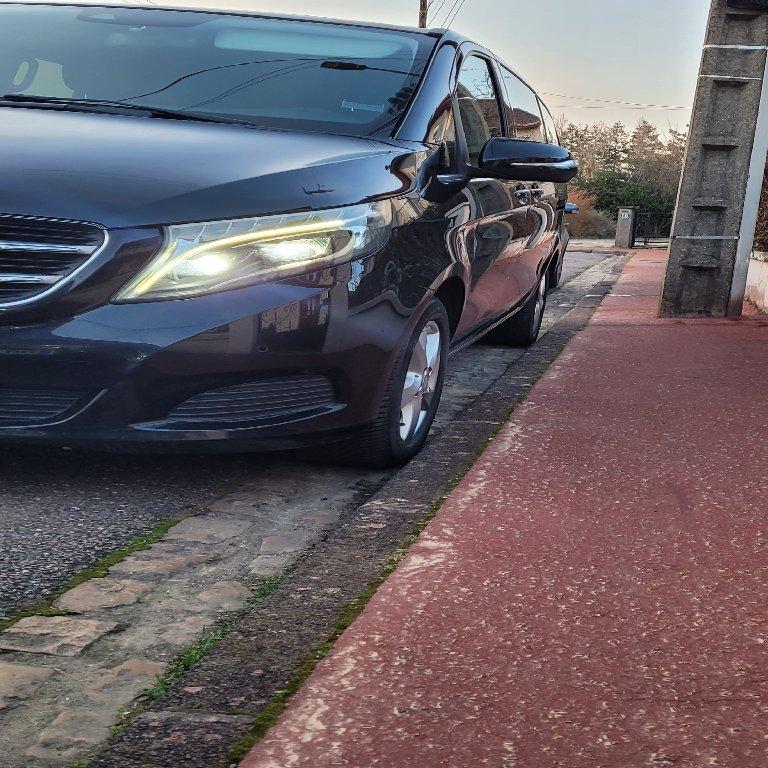 Taxi Chalon-sur-Saône: Mercedes