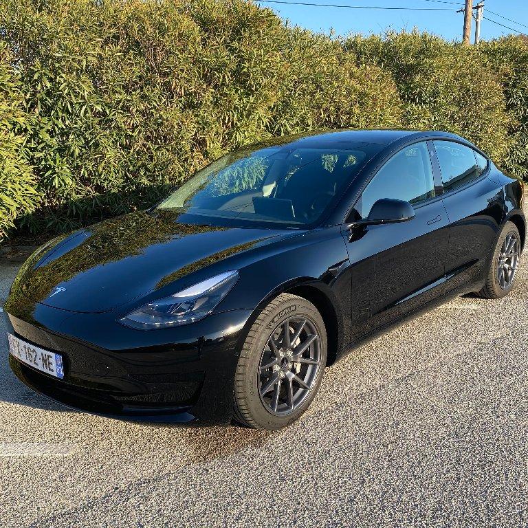 VTC Toulon: Tesla
