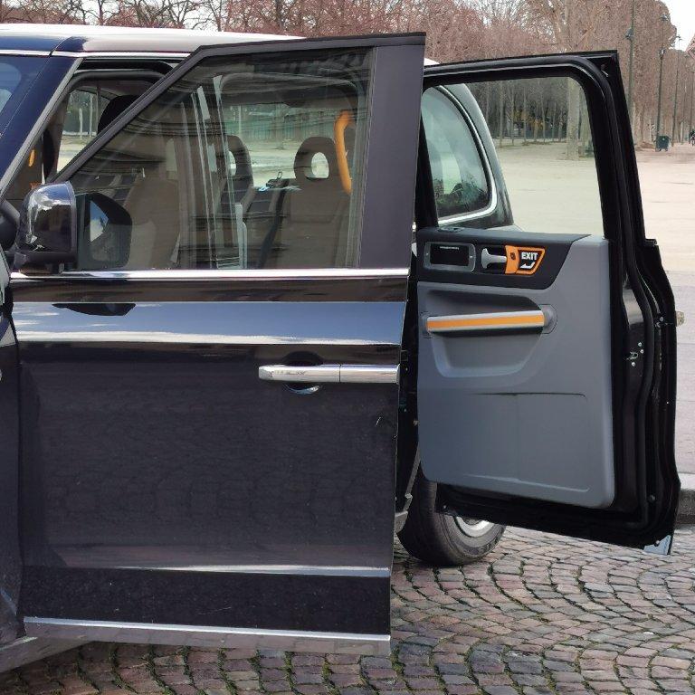 VTC Paris: Volvo