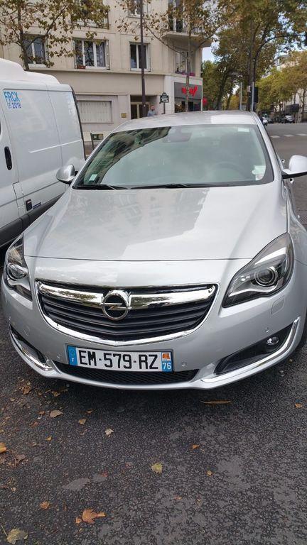 VTC Paris: Opel