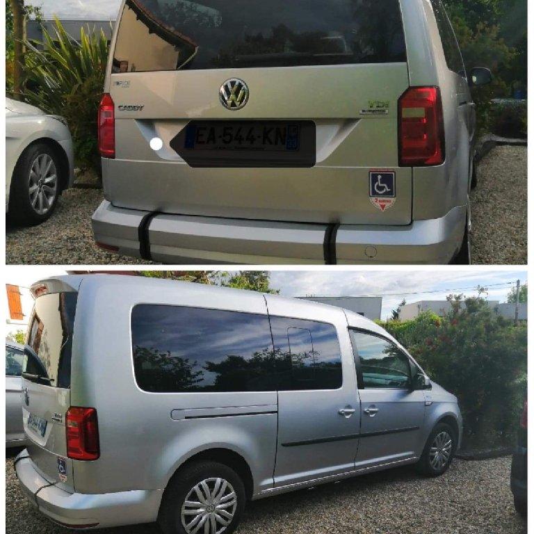 Taxi Artigues-près-Bordeaux: Volkswagen
