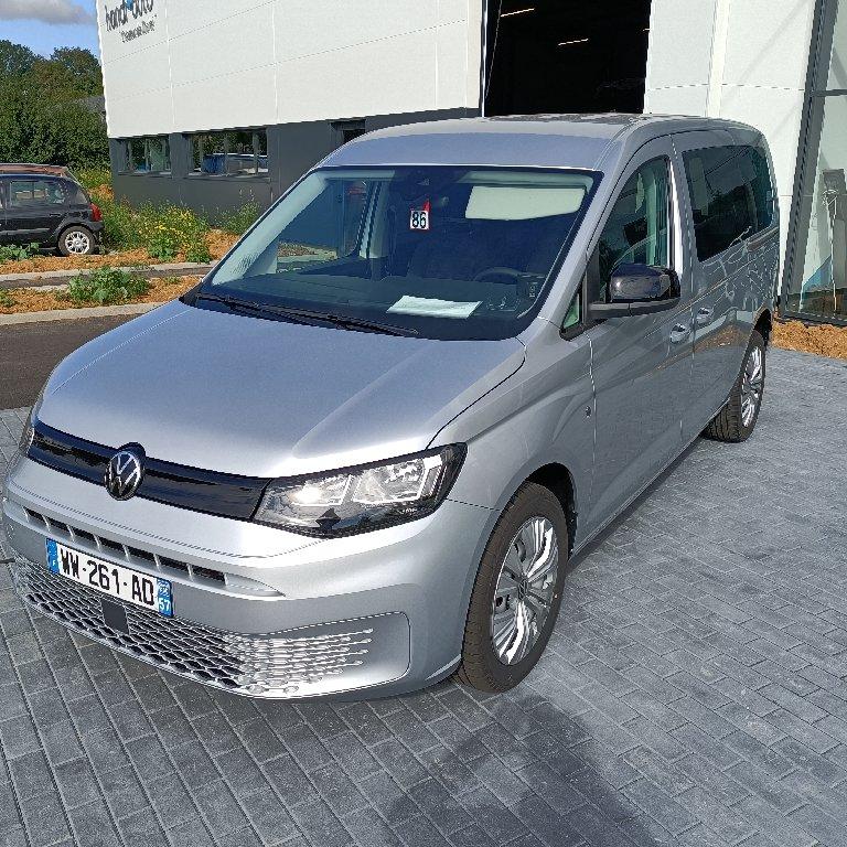 Taxi Saint-Rémy-en-Rollat: Volkswagen
