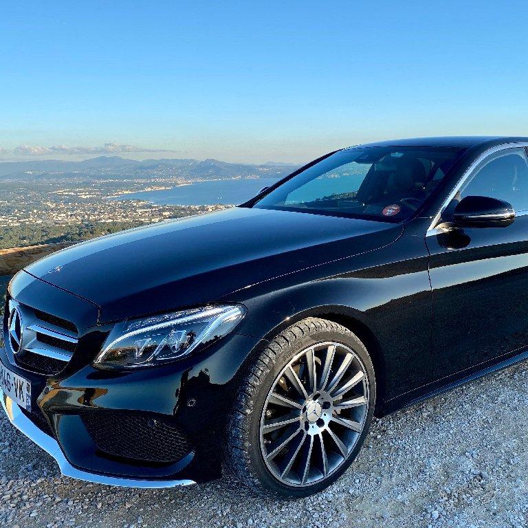 VTC Pélissanne: Mercedes