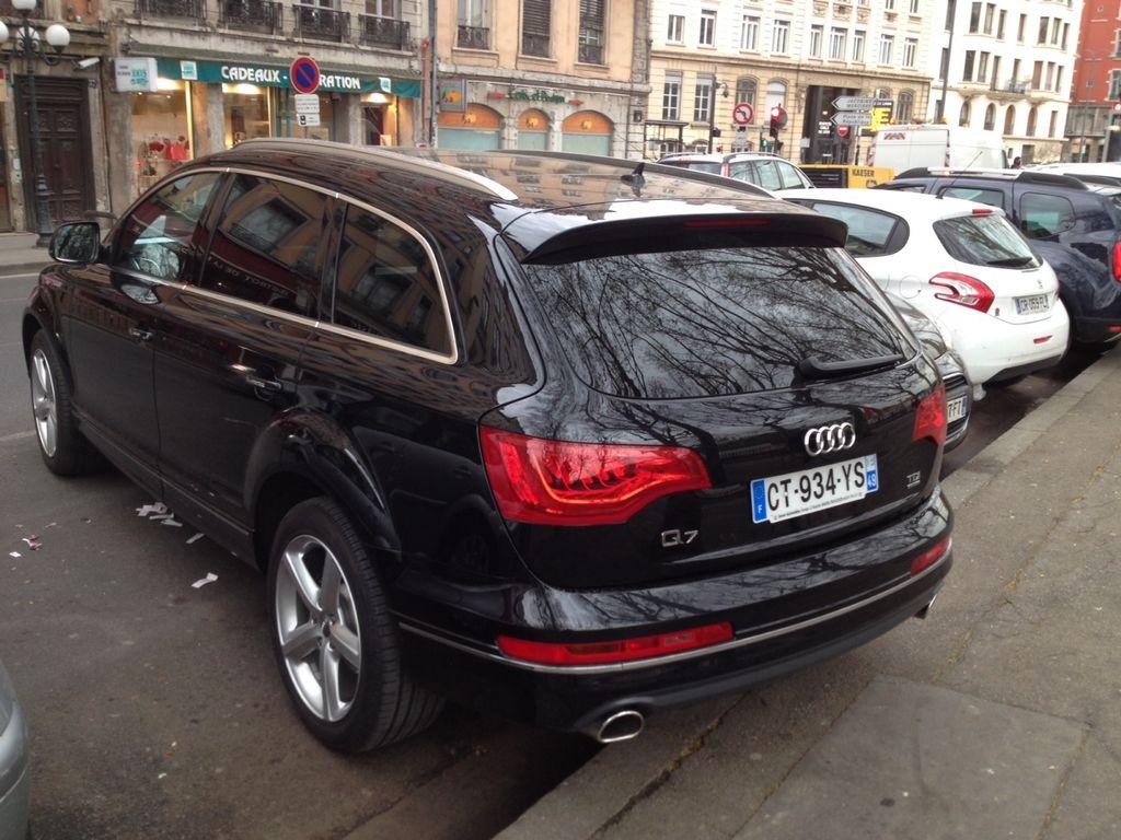 VTC Saint-Jean-d'Ardières: Audi