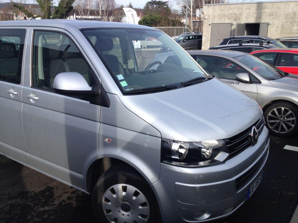 VTC Saint-Jean-d'Ardières: Volkswagen