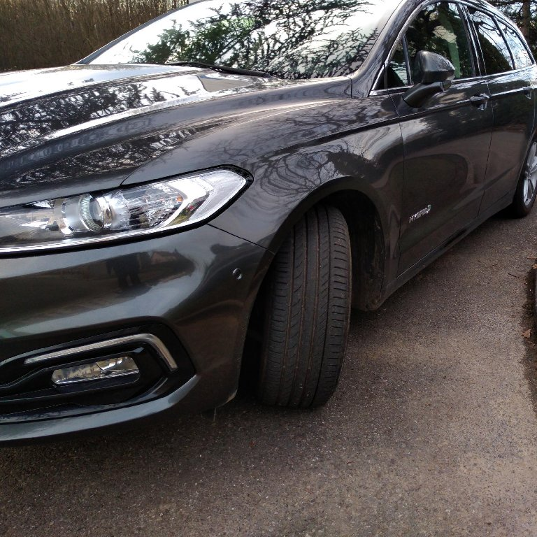 VTC Saint-Genis-Pouilly: Ford