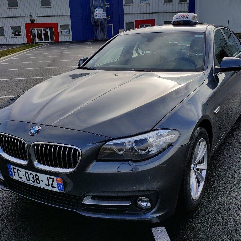 Taxi Montolieu: BMW