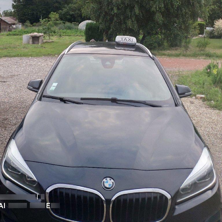 Taxi Mervans: BMW