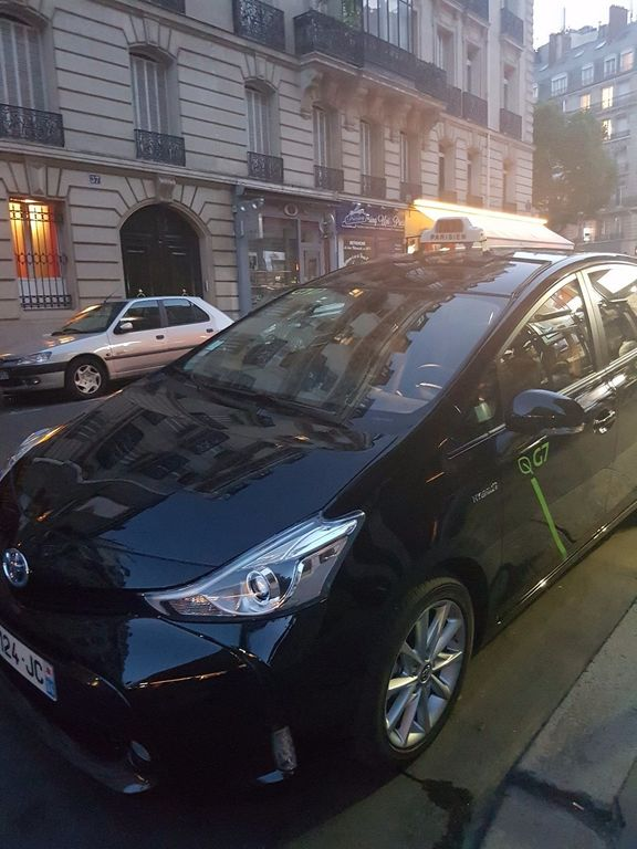 Taxi Chevilly-Larue: Toyota