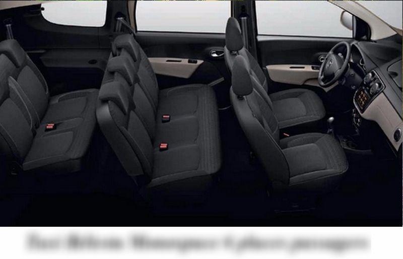 Taxi Bélesta: Dacia