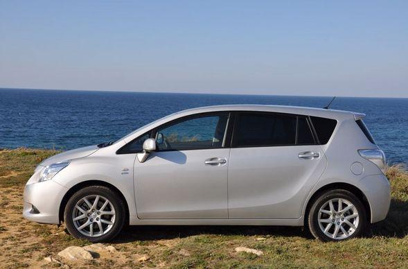 Taxi Aubagne: Toyota