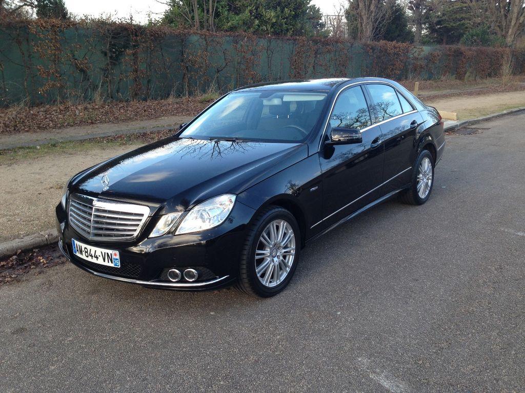 VTC Sèvres: Mercedes