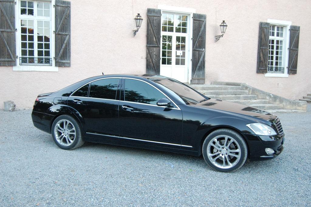 VTC Perpignan: Mercedes