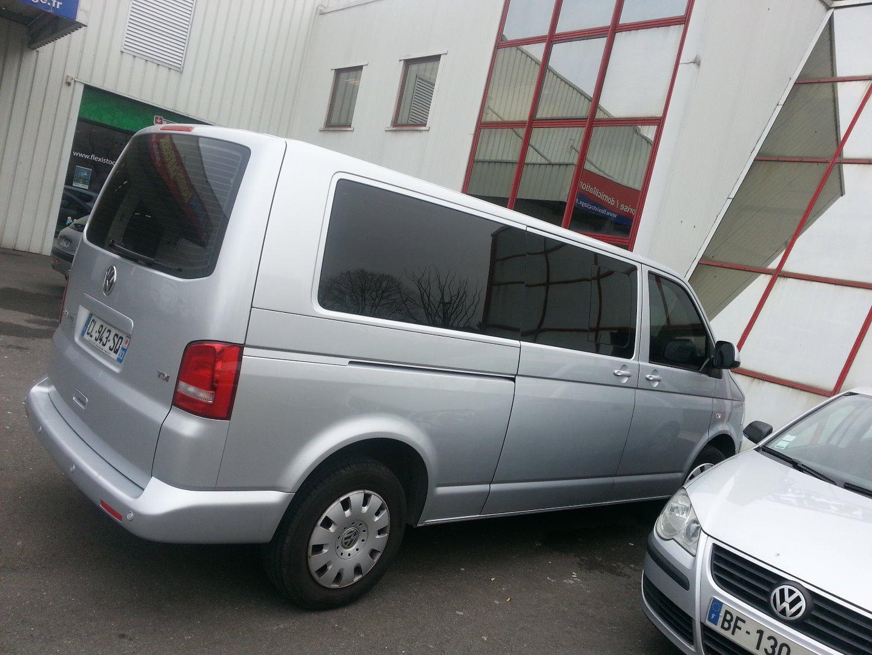 Taxi La Courneuve: Volkswagen