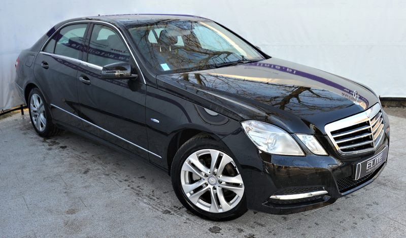 VTC Verrières-le-Buisson: Mercedes