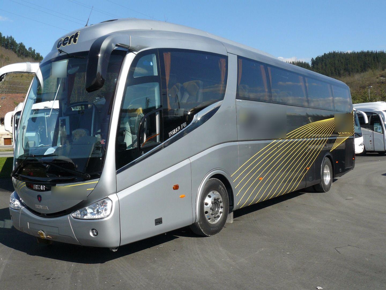 Coach provider Martres-Tolosane: Scania