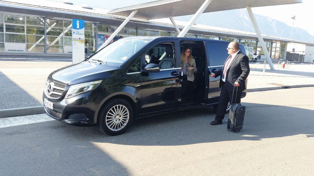 Taxi Bourg-Saint-Maurice: Mercedes
