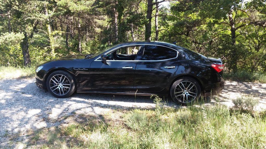 VTC Le Thor: Maserati