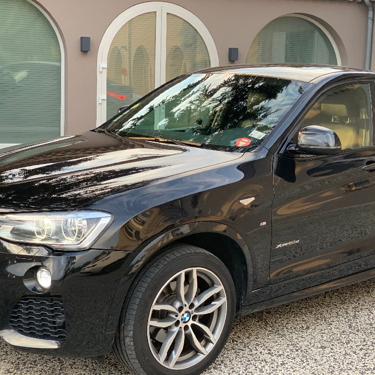 Taxi Valence: BMW