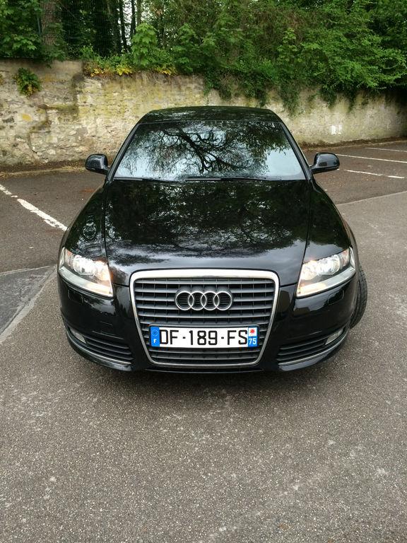 VTC Crépy-en-Valois: Audi