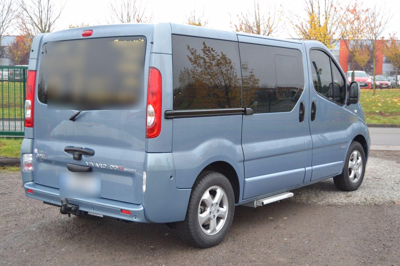 Taxi Bresles: Opel