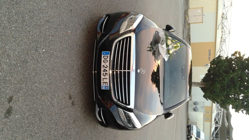 Taxi Marseille: Mercedes