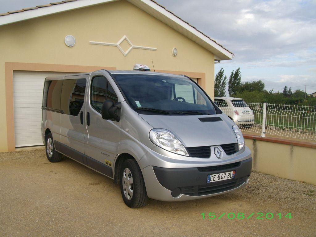 Taxi Pelleport: Renault