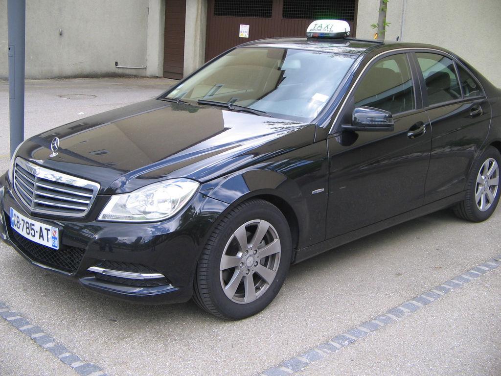 Taxi Morschwiller-le-Bas: Mercedes